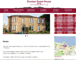 dorstanguesthouse.com
